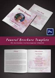 20 funeral program templates u2013 free word excel pdf psd format