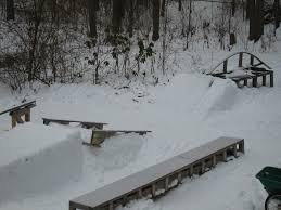 intro the best diy snow parks whitelines snowboa