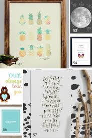 Art Kids Room 100 Free Nursery Printables That U0027ll Look Good In Every Baby U0027s Room