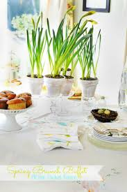 Easter Brunch Buffet by Easter Brunch Buffet Care To Join Me At The Picket Fence