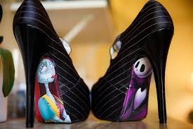 nightmare before christmas wedding decorations this nightmare before christmas wedding is simply meant to be