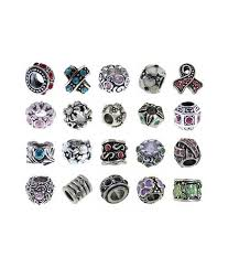 pandora style necklace silver images Buy pandora style birthstone charms european antiqued silver jpg