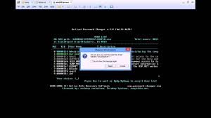 how to reset the admin password on windows server 2003 youtube