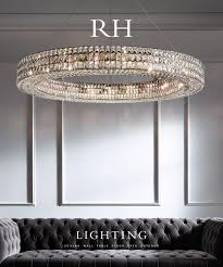 restoration hardware lighting h o m e d e c o r pinterest