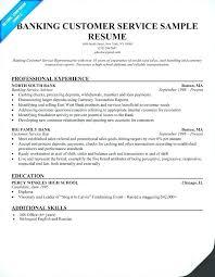 customer service representative resume customers service representative resume bank customer service resume
