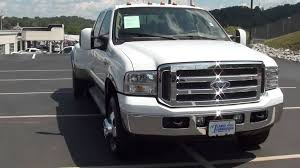 for sale 2005 ford f 350 king ranch fx4 1 owner only 79k miles