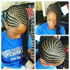 young black american women hair style corn row based children s cornrows natural hair style braids pinterest