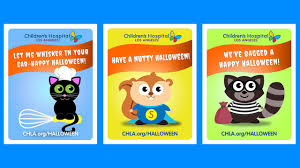children s cards send card to sick children at children s hospital los