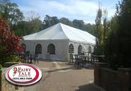 Tent Building by Long Island Tent Rentals Fairytale Ny