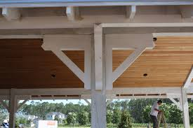 Pergola Rafter Tails by Wood Workshop