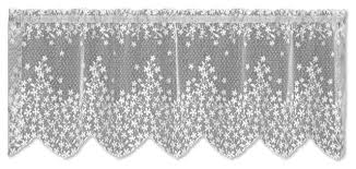 Lucia Valance Blossom Valance Farmhouse Valances By Heritage Lace