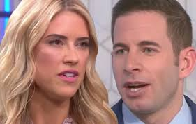 Tarek And Christina El Moussa by Christina El Moussa Files For Divorce From Tarek El Moussa Asks