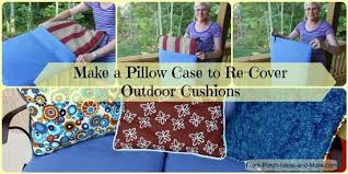 Outdoor Pillow Slipcovers Huntington Outdoor Furniture Cushion Slipcovers Pottery Barn Slip