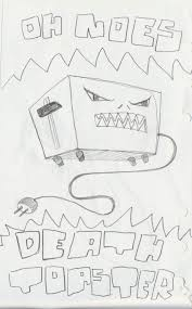 Death Toaster Monster Month Oh Noes Death Toaster Java