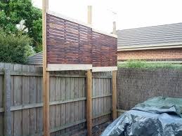 fence privacy screen ideas peiranos fences ideas for fence