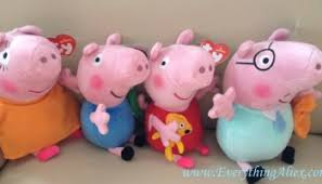 selection clothing toys accessories peppa pig