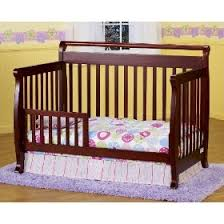 Crib Converts To Bed Da Vinci Emily Convertible Crib Review Da Vinci Emily Crib Baby
