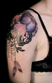 Tattoos On Shoulder For - the 25 best shoulder tattoos ideas on top