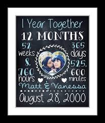 1 year anniversary gift for him gifts for boyfriend anniversary gifts for boyfriend 1 year