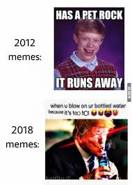Funny Memes 2012 - 2012 memes vs 2018 memes funny dank memes gag