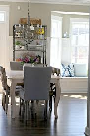 colors to paint a dining room how to paint a kitchen table from thrifty decor