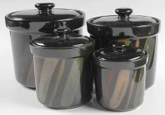 black kitchen canisters sets attractive black kitchen canisters sets gift home today storage