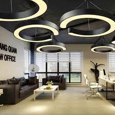 eclairage led bureau bureau éclairage led moderne pednant le lanterne étude