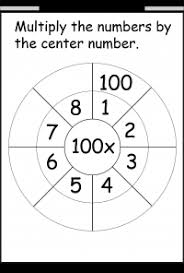 ideas collection times by 10 and 100 worksheets also layout