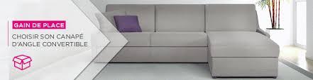 canapé d angle sans accoudoir choisir canapé d angle convertible la maison du