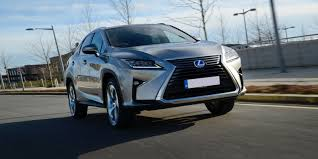 lexus rx hybrid for sale uk lexus rx review carwow
