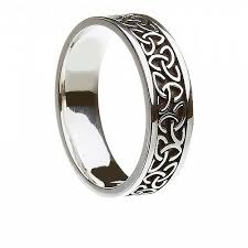 celtic knot ring unisex knot ring celtic rings ltd