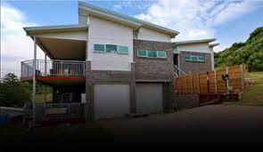 Split Level Designs by Hampshire Homes Split Level Sloping Block Design Difficult