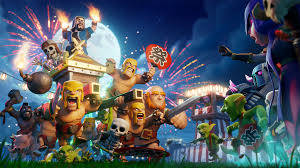 clash of clans hd wallpapers wallpaper especial de 5 anos de clash of clans clash of clans dicas