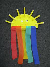 rainbow craft for preschool the rainbows that the children will