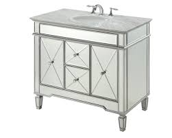chans furniture adelia 40 inch bathroom vanity dh 13q332 mirrored