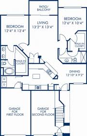 bathroom and walk in closet floor plans 1 2 u0026 3 bedroom apartments in scottsdale az camden legacy