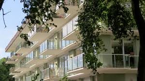 balconies in high performance concrete