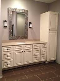 bathroom linen storage ideas manificent ideas bathroom vanity with linen cabinet bathroom