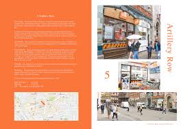 brochure design for london property developers belfast based web