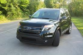 Ford Explorer Headlights - 2014 ford explorer limited review motor review