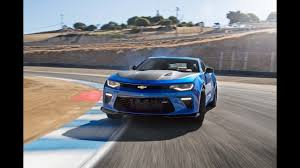 review 2017 chevrolet camaro ss 1le youtube