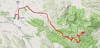 Mt Diablo State Park Map by Zz2dxlm Jpg 1