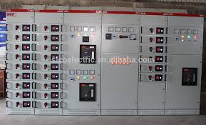 Switchboard Cabinet Mns Gck Ggd Indoor Electrical Switchgear Electrical Cabinet
