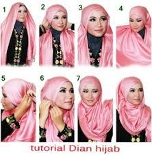 tutorial pashmina dian pelangi tutorial gaya hijab dian pelangi keren lifestyle fashion