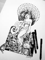 moon goddess sloth and fett s helmet ink design by me album on