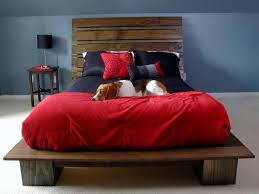 how to build a modern style platform bed wooden platform bed
