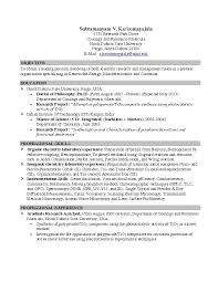 Engineering Graduate Resume Sample by Resume Template College Student 6 Example Of Resumes College