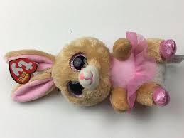 ty beanie boo twinkle toes bunny nwt ballerina 4397 u0027s