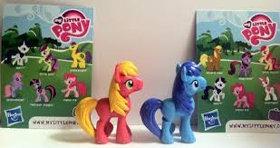 Mlp Blind Bag My Little Pony Blind Bags Series 2 Review Part 1 Boy Ponies