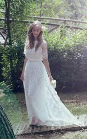 hippie wedding dresses vintage bohemian wedding dress retro hippie bridal gown dorris